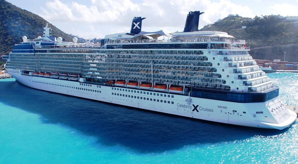 Aboard Celebrity Equinox - Miami, Florida - Cruise Line ...